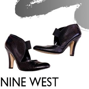 BUNDLES ARE 50% OFF! Nine West Mary Janes